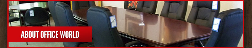 Office World New Used Furniture